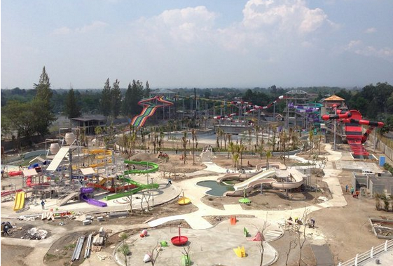 Jogja Bay Adventure Pirates Waterpark