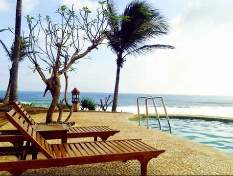 Keindahan Lokasi Queen of the south beach resort