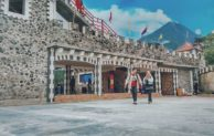 The Lost World Castle Jogja Wisata Kekinian Di Sleman